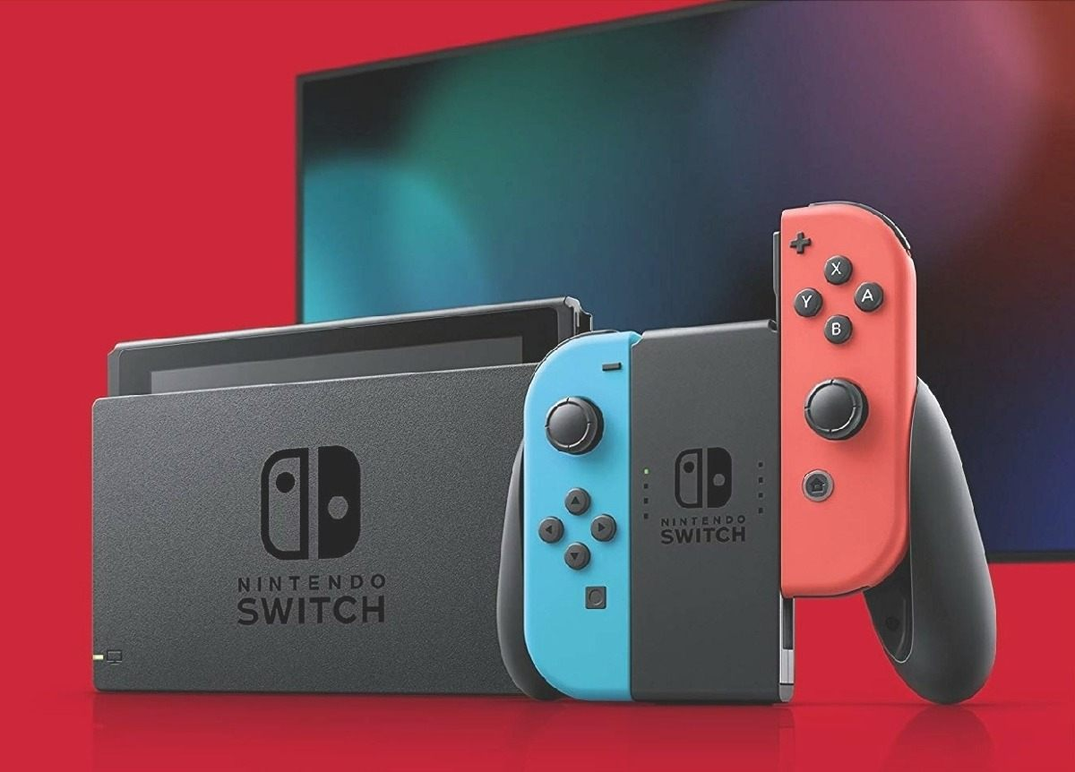 Nintendo Switch 32GB Version 1.1